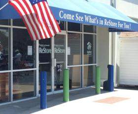 Storefront of ReStore